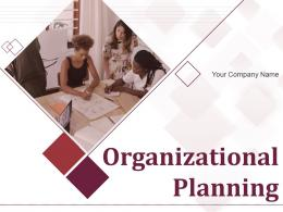Organizational Planning Powerpoint Presentation Slides