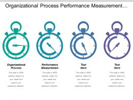 Organizational Process Performance Measurement Process Transformation Strategy Performing