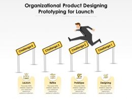 Organizational Product Designing Prototyping For Launch