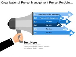 Organizational Project Management Project Portfolio Management Strategic Alignment Selection