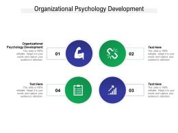 Organizational Psychology Development Ppt Powerpoint Presentation Layouts Outfit Cpb