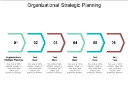 Organizational Strategic Planning Ppt Powerpoint Presentation Slides Template Cpb