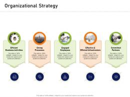 Organizational Strategy How To Mold Elements Of An Organization For Synergy And Success Ppt Introduction