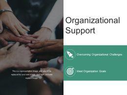 Organizational Support Powerpoint Topics