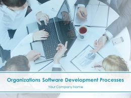 Organizations Software Development Processes Powerpoint Presentation Slides