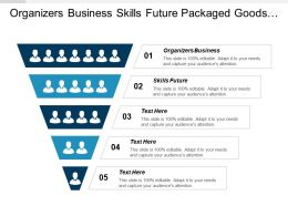 Organizers Business Skills Future Packaged Goods Spiff Program Cpb