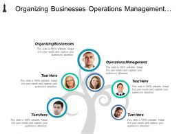 Organizing Businesses Operations Management Business Level Strategies Supply Risk Cpb