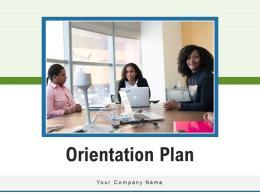 Orientation Plan Resources Information Infrastructure Access Planning