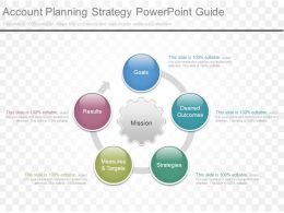Original Account Planning Strategy Powerpoint Guide