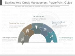 Original Banking And Credit Management Powerpoint Guide