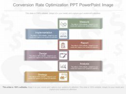 Original Conversion Rate Optimization Ppt Powerpoint Image