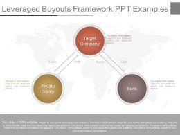 Original Leveraged Buyouts Framework Ppt Examples