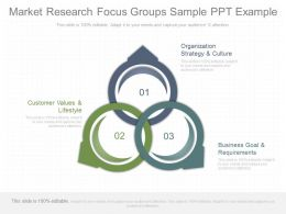 Original Market Research Focus Groups Sample Ppt Example