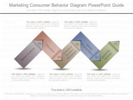 Original Marketing Consumer Behavior Diagram Powerpoint Guide