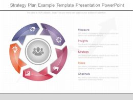 Original Strategy Plan Example Template Presentation Powerpoint