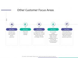 Other Customer Focus Areas Strategic Due Diligence Ppt Powerpoint Presentation Topics