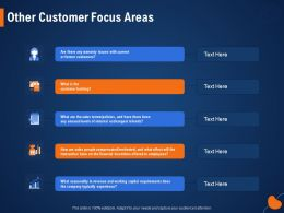Other Customer Focus Areas Unusual Levels Ppt Powerpoint Presentation Infographics Guide