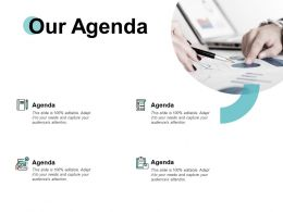 Our Agenda Checklist Planning C149 Ppt Powerpoint Presentation Ideas Deck