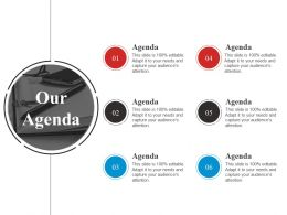 Our Agenda Presentation Images