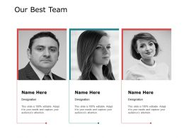 Our Best Team Communication A668 Ppt Powerpoint Presentation Pictures File Formats