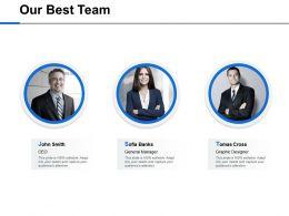 Our Best Team Communication D22 Ppt Powerpoint Presentation Model Portrait