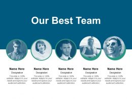 Our Best Team Communication L362 Ppt Powerpoint Presentation Format
