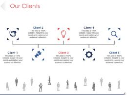 Our Clients Powerpoint Themes Template 1