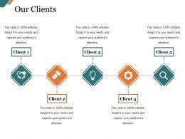 Our Clients Presentation Ideas