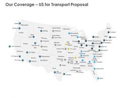 Our Coverage Us For Transport Proposal Ppt Powerpoint Presentation Slides Outfit