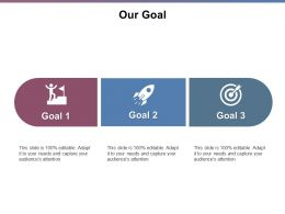 Our Goal Competition J203 Ppt Powerpoint Presentation File Objects