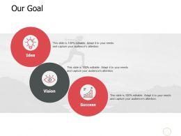 our_goal_idea_success_ppt_powerpoint_presentation_model_backgrounds_Slide01