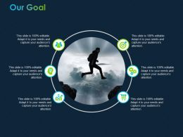 Our Goal Planning Ppt Powerpoint Presentation File Graphics Template