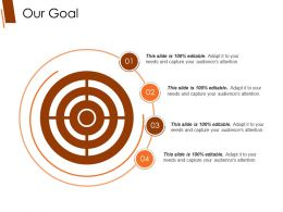 Our Goal Powerpoint Guide