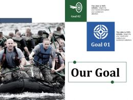 Our Goal Powerpoint Images