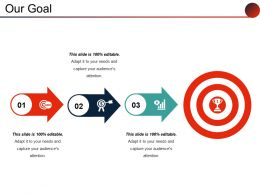 Our Goal Powerpoint Show