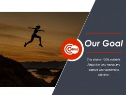 Our Goal Ppt Design