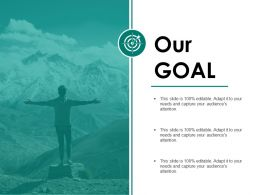 Our Goal Ppt Example File