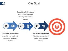 Our Goal Ppt File Microsoft