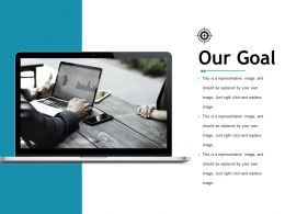 Our Goal Ppt Gallery Clipart