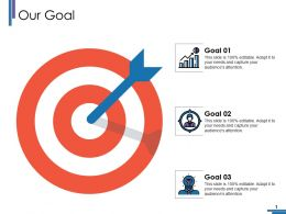 Our Goal Ppt Pictures Graphics Tutorials
