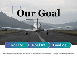 Our Goal Ppt Sample Download