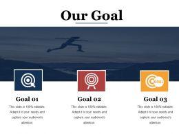 our_goal_ppt_sample_presentations_Slide01