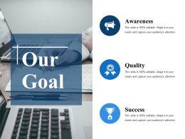 our_goal_ppt_samples_download_Slide01