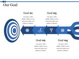 Our Goal Ppt Show