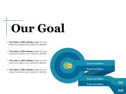 Our Goal Ppt Styles Guidelines