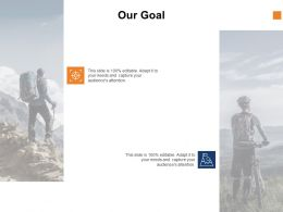 Our Goal Success Competition C1033 Ppt Powerpoint Presentation Infographics Graphics