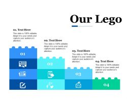 Our Lego Mobile Technology Ppt Powerpoint Presentation Inspiration Example Topics