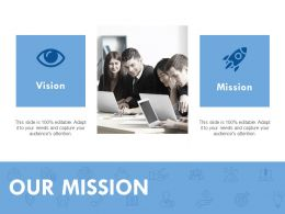 Our Mission Achievements I154 Ppt Powerpoint Presentation File Guidelines
