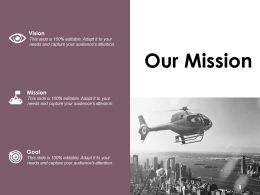 Our Mission And Goal Vision D167 Ppt Powerpoint Presentation File Slideshow
