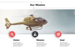 Our Mission And Vision F71 Ppt Powerpoint Presentation Pictures Background Image
